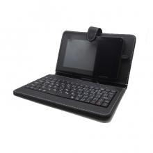 Калъф с кирилизирана клавиатура за таблет 7 и 8 инча