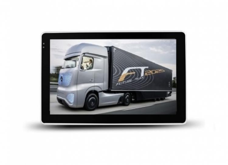 GPS навигация за камион DIVA 5015 TRUCK