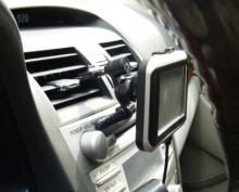 Универсална стойка за GPS -  закрепяне на парното