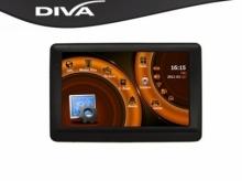 GPS навигация за камион DIVA 4305 FM