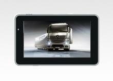 Двуядрена GPS навигация за камиони LEOS B505