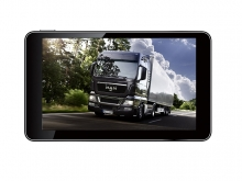 GPS навигация за камиони ORION Z10 Truck