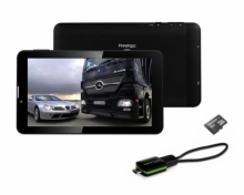 3в1 3G Таблет с GPS навигация Prestigio Geovision 7797