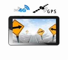 4G таблет GPS навигация с Android DIVA 7″