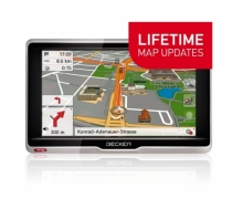 GPS навигация Becker Active 6 LMU Plus, BG+EU
