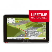 GPS навигация BECKER TRANSIT 7sl EU Lifetime