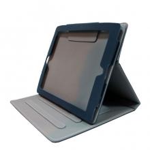 Луксозен велурен калъф за iPad 2,3,4