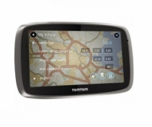 GPS навигация за камиони TomTom TRUCKER 500 TMC