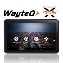 Професионална GPS навигация Android Wayteq x995 Max ЗА КАМИОН - 7 инча, Wi-fi