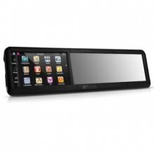 Огледало с GPS навигация и 4.3 инча монитор за задно виждане, Bluetooth