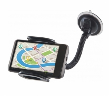 Универсална стойка за GPS навигация и смартфон до 7 инча Defender