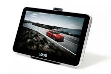 GPS навигация LEOS 7 инча + бежична камера