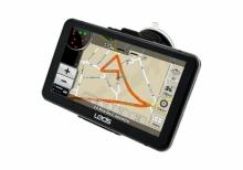 Двуядрена GPS навигация за камиони LEOS M7