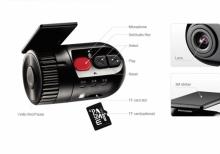 Мини Видеорегистратор DVR AT T500