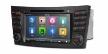 Навигация за Mercedes W211 BZ0701W