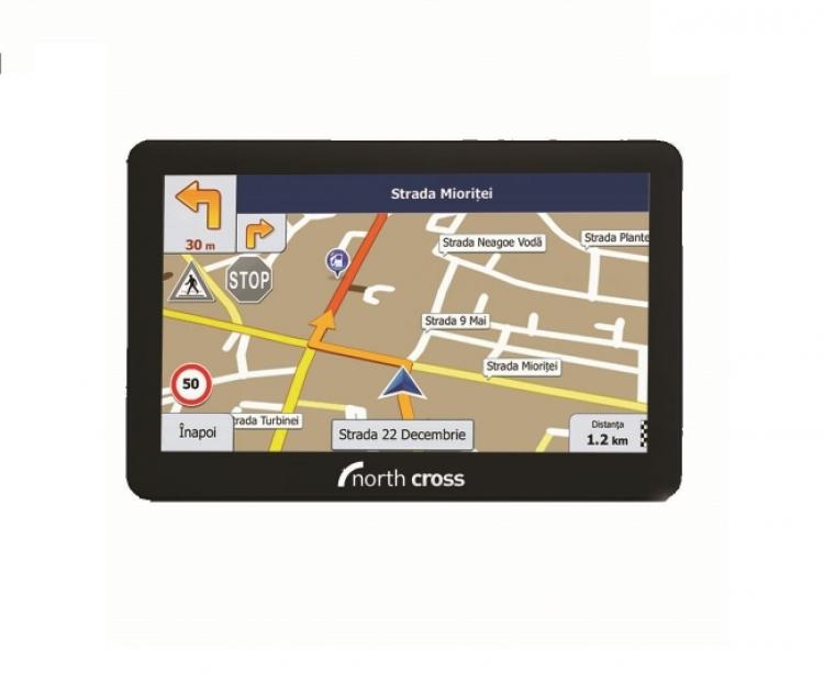 GPS навигация North Cross ES725FE