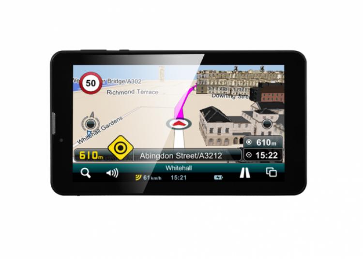 GPS навигация Prestigio GeoVision 7799 Tour 3