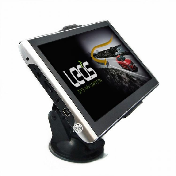 Двуядрена GPS навигация LEOS B701