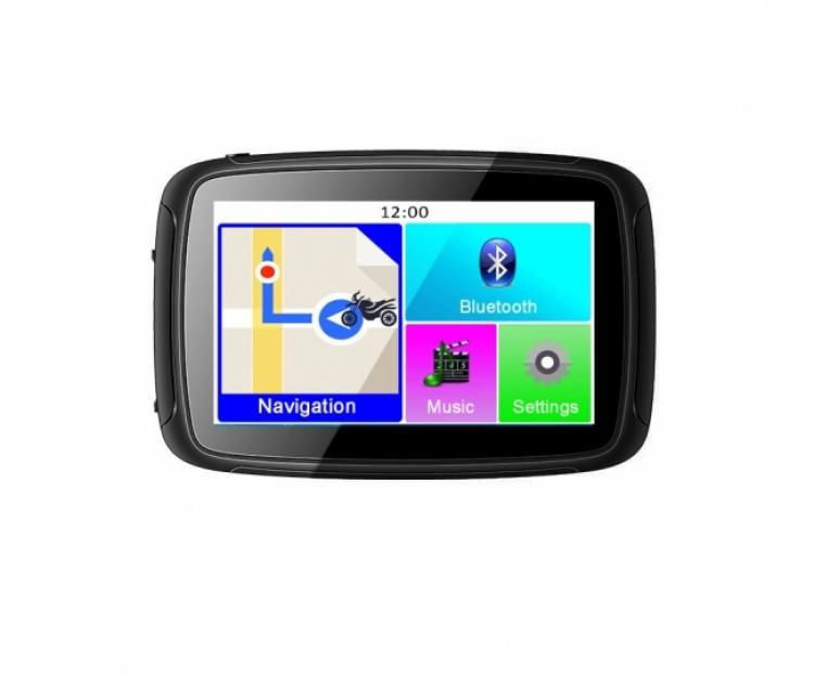 GPS навигация за мотори АТВ LEOS G5W