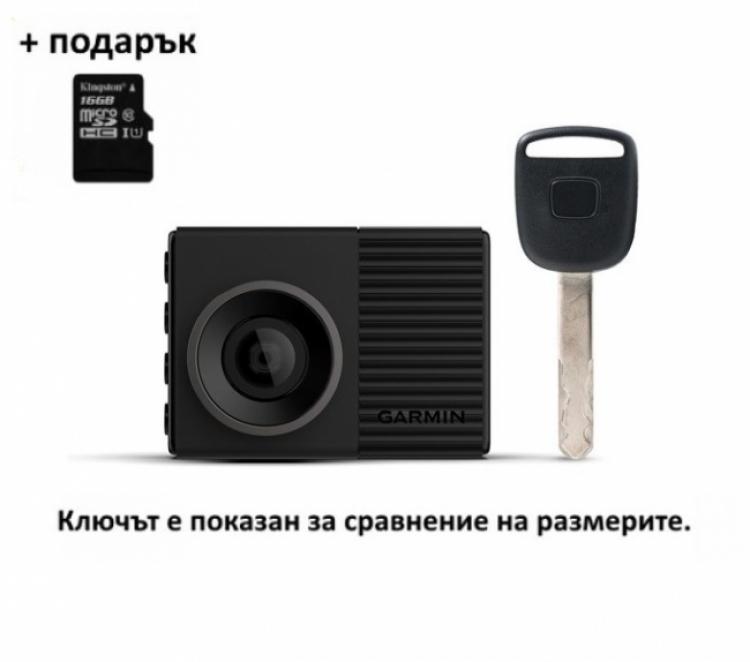 DVR Камера за кола GARMIN DASH CAM 46