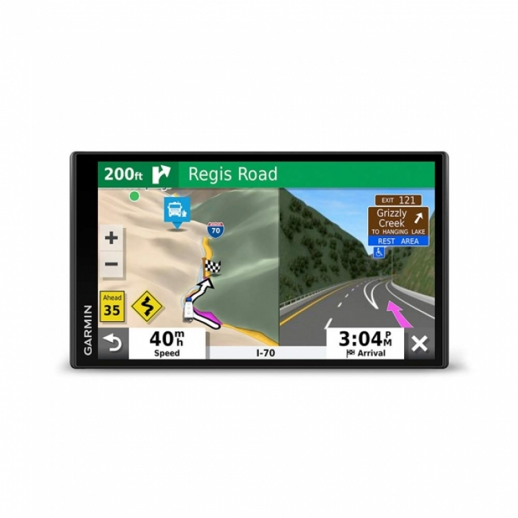 GPS навигация Garmin CAMPER 780 MT-D за кемпери