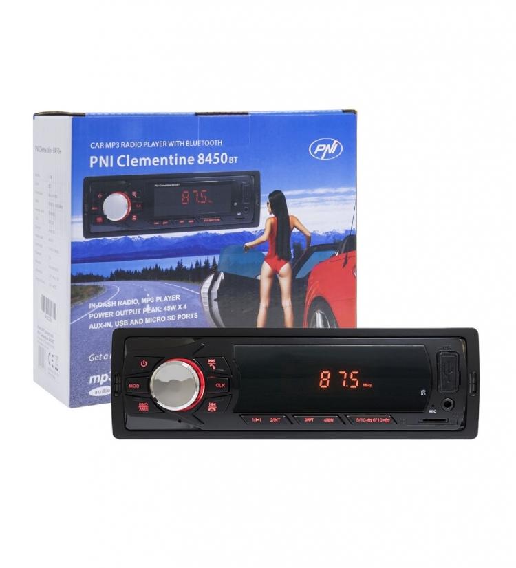 MP3 аудио плеър PNI Clementine 8450BT SD, USB, RCA, Bluetooth