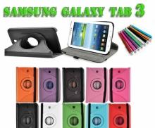 Кожен калъф за Samsung Galaxy Tab 3 - 7 инча P3200 P3210