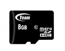 Карта памет Team 8GB SDHC Micro class 10
