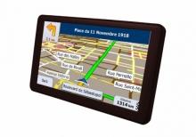 GPS навигация ORION Z9