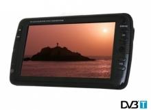 Портативен телевизор SANG 7007TV, 7 инча, DVB-T Цифров мултимедиен тунер