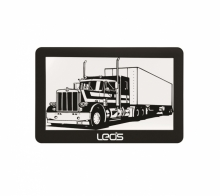 GPS навигация LEOS TRUCK MATE 7 инча за камиони