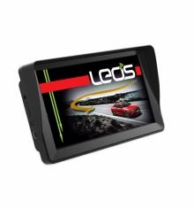 Двуядрена навигация за камион LEOS ROAD KING 7