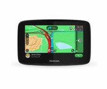 GPS навигация TOMTOM GO ESSENTIAL 5 инча с доживотна актуализация, Wi-fi, Traffic