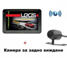 Двуядрена GPS навигация LEOS M6BT